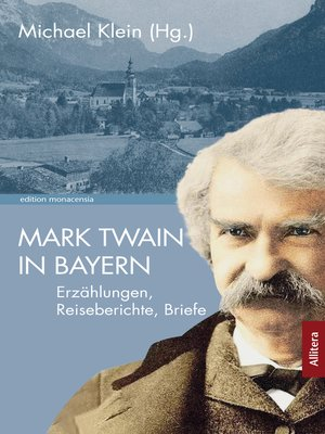 cover image of Mark Twain in Bayern