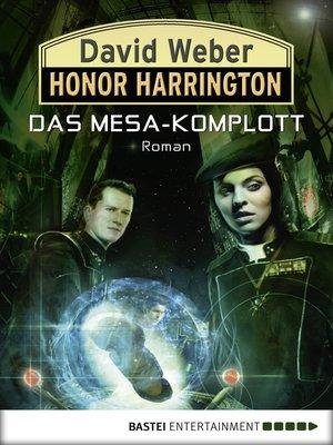 cover image of Das Mesa-Komplott: Bd. 29