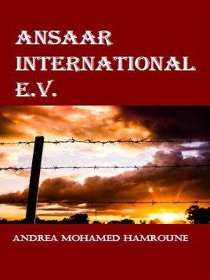 cover image of Ansaar International