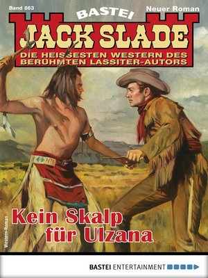 cover image of Jack Slade 863--Western