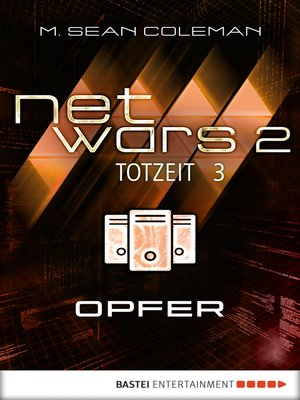 cover image of netwars 2--Totzeit 3