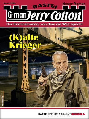 cover image of Jerry Cotton 3285--Krimi-Serie