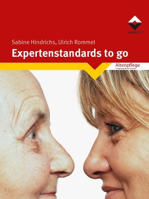 cover image of Expertenstandards to go