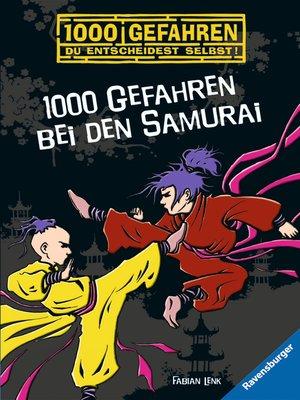 cover image of 1000 Gefahren bei den Samurai