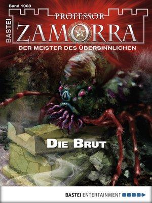 cover image of Professor Zamorra--Folge 1008