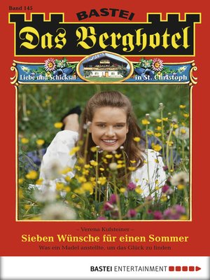 cover image of Das Berghotel--Folge 145