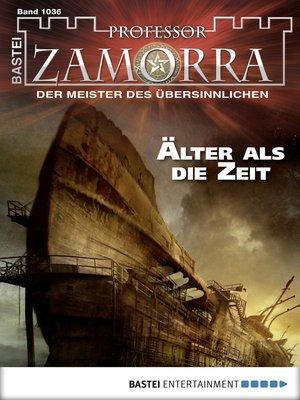 cover image of Professor Zamorra--Folge 1036