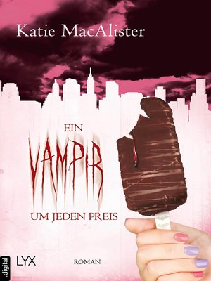 cover image of Ein Vampir um jeden Preis