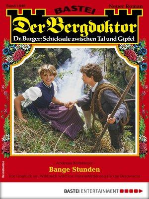 cover image of Der Bergdoktor 1940--Heimatroman