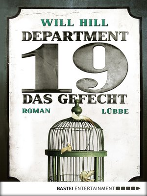 cover image of Department 19--Das Gefecht