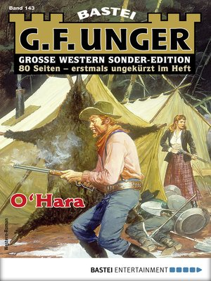 cover image of G. F. Unger Sonder-Edition 143--Western