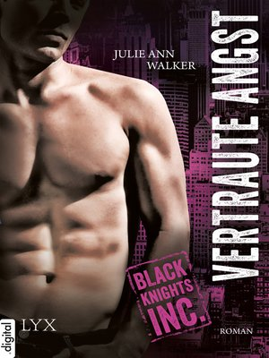 cover image of Black Knights Inc.--Vertraute Angst