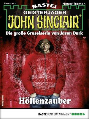 cover image of John Sinclair 2141--Horror-Serie