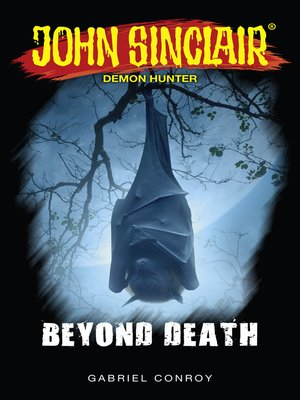 cover image of John Sinclair--Beyond Death