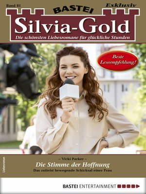 cover image of Silvia-Gold 81--Liebesroman