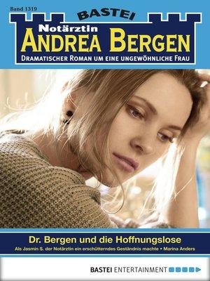cover image of Notärztin Andrea Bergen--Folge 1319