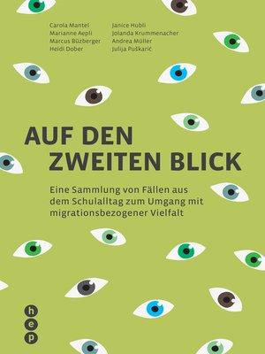 cover image of Auf den zweiten Blick (E-Book)