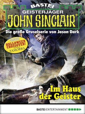 cover image of John Sinclair 2155--Horror-Serie