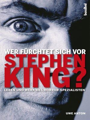cover image of Wer fürchtet sich vor Stephen King?
