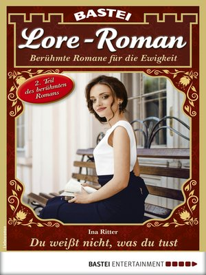 cover image of Lore-Roman 61--Liebesroman