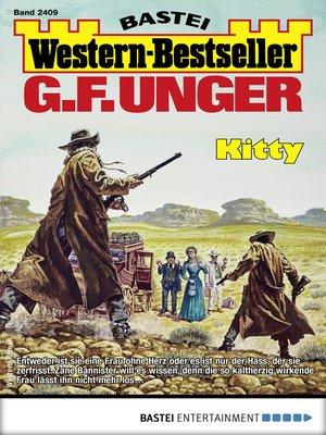 cover image of G. F. Unger Western-Bestseller 2409--Western
