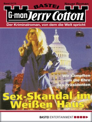 cover image of Jerry Cotton--Folge 2173
