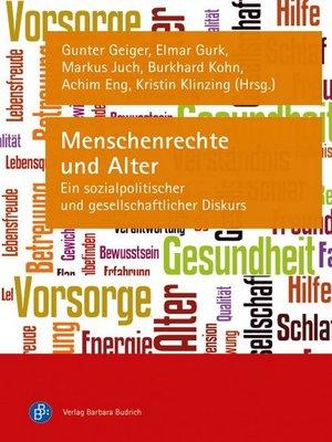 cover image of Menschenrechte und Alter