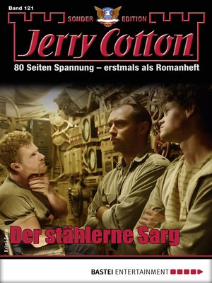 cover image of Jerry Cotton Sonder-Edition 121--Krimi-Serie