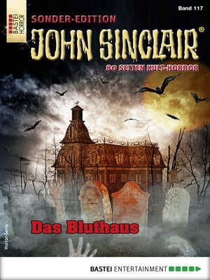 cover image of John Sinclair Sonder-Edition 117--Horror-Serie