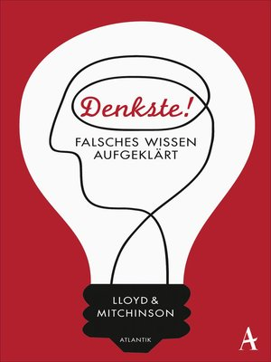 cover image of Denkste!