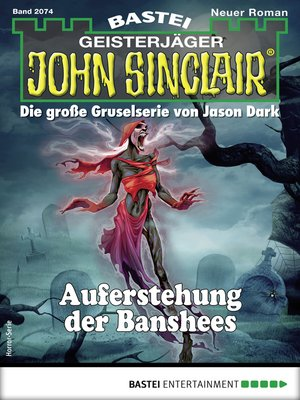 cover image of John Sinclair 2074--Horror-Serie