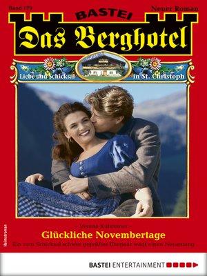 cover image of Das Berghotel 179--Heimatroman
