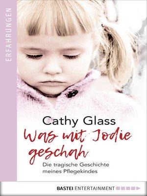 cover image of Was mit Jodie geschah