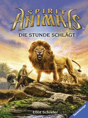 cover image of Spirit Animals 6