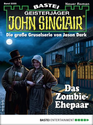 cover image of John Sinclair 2055--Horror-Serie