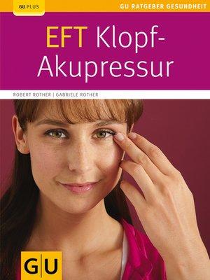 cover image of EFT-Klopf-Akupressur