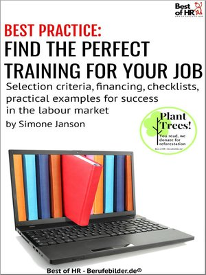 cover image of [BEST PRACTICE] Find the Perfect Training