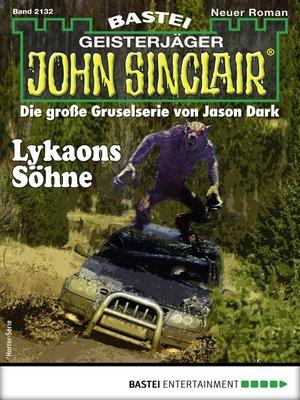 cover image of John Sinclair 2132--Horror-Serie