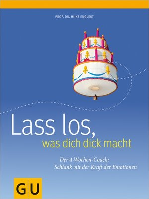 cover image of Lass los, was Dich dick macht