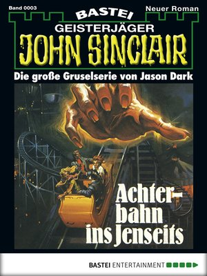 cover image of John Sinclair--Folge 0003