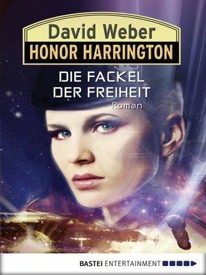 cover image of Die Fackel der Freiheit: Bd. 24. Roman
