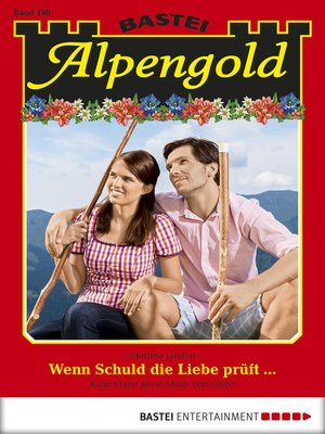 cover image of Alpengold--Folge 188