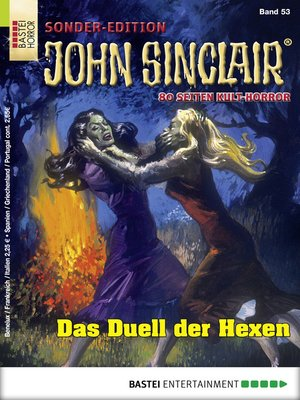cover image of John Sinclair Sonder-Edition--Folge 053