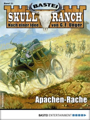 cover image of Skull-Ranch 21--Western
