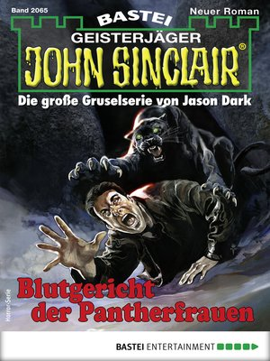 cover image of John Sinclair 2065--Horror-Serie