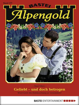 cover image of Alpengold--Folge 177