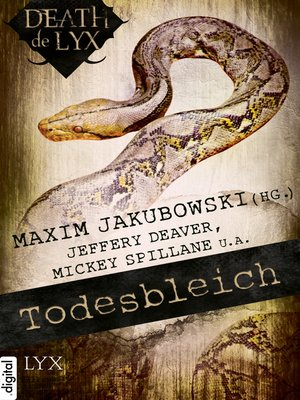 cover image of Death de LYX--Todesbleich