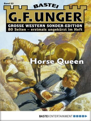 cover image of G. F. Unger Sonder-Edition--Folge 053