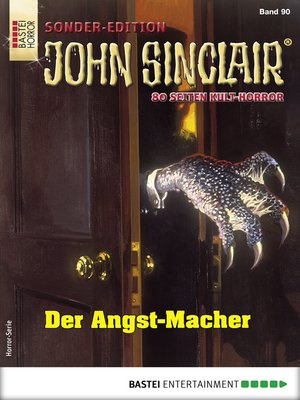 cover image of John Sinclair Sonder-Edition 90--Horror-Serie