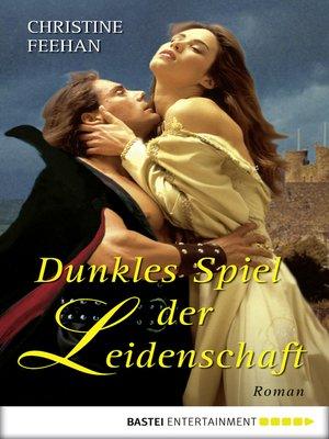 cover image of Dunkles Spiel der Leidenschaft